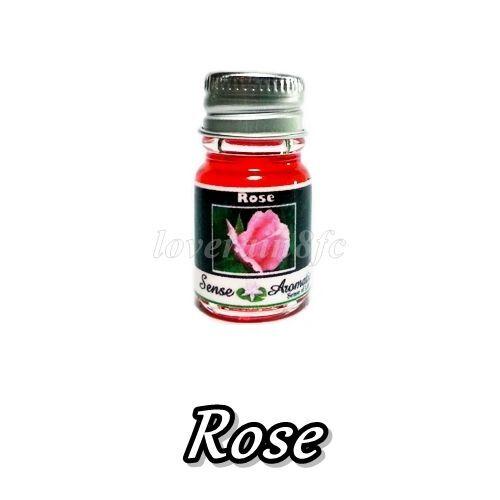 Rose Pure Essential Oil 5ml Free Ship