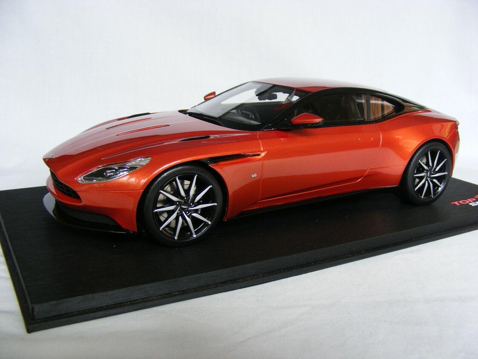 venta directa de fábrica Aston Martin DB11-escala 1 18 - - - Top Speed-Nuevo  punto de venta en línea