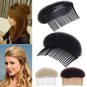 Beehive-Shaper-Bumpits-Bump-Sponge-Foam-Hair-Styler-Hair-Comb-Volume-Bouffant
