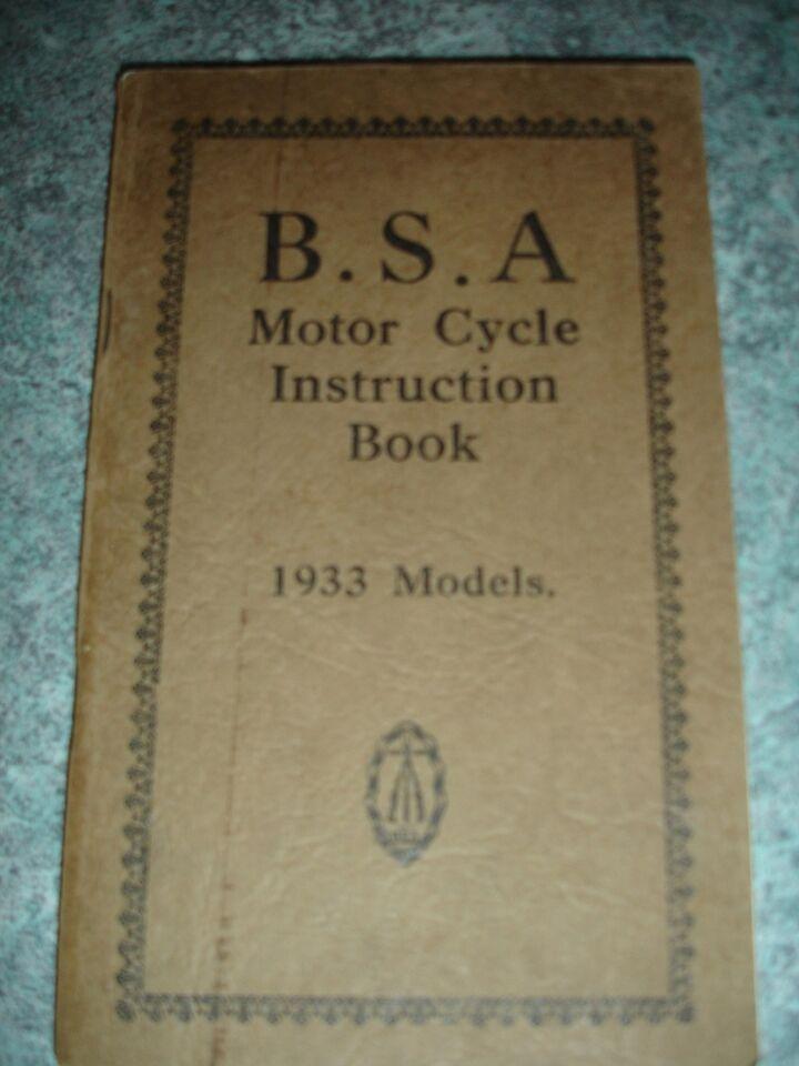 Instruktionbøger