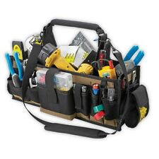 Kuny's SW-1530 Tool Works 43 Pocket Electrical & Maintenance Tool Carrier Bag