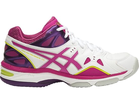 Asics Gel Netburner 18 Womens Netball shoes (D) (0121) + Free Delivery (AUS)