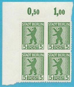 Alliierte-Besetzung-Berlin-und-Brandenburg-aus-1945-postfrisch-MiNr-7-B