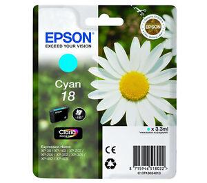 Epson-Genuine-XP-322-Cyan-Ink-Cartridge