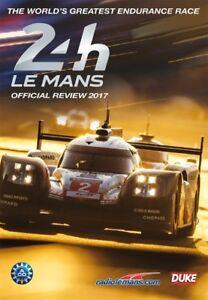 Le Mans 2017 Official Review - (R2 DVD)