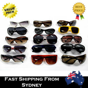 19e00b15a6 Image is loading 10Pairs-Mens-Womens-Fashion-Mixed-Sunglasses-Clearance -Wholesale-