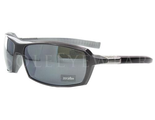 706-03 Enigma Silver Smoke 67mm Sunglasses NEW ZeroRH