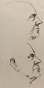 034-Heinz-Scheerer-Gesichtsstudie-034-Handz-Rs-sign-dat-Heinz-Scheerer-1967