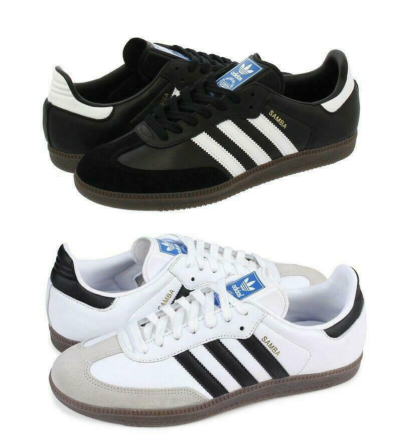 Originals Samba OG Leather Trainers - 2 Colours Limited Stock