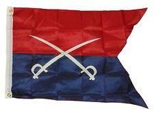 GENERAL G.A. CUSTER CAVALRY GUIDON FLAG  FLAG 2 X 3 FEET NEW POLYESTER