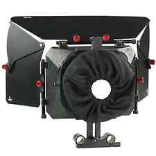 PROAIM MB-600 Matte Box Sunshade Kit for Normal & Wide Angle Lenses