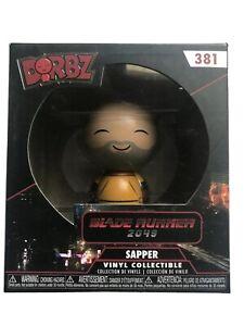 Funko Dorbz Blade Runner 2049 Sapper 381 Vinyl Collectible