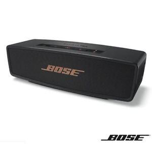Bose-SoundLink-Mini-2-Haut-Parleur-Bluetooth-Noir-Cuivre-edition-limitee-NEUF