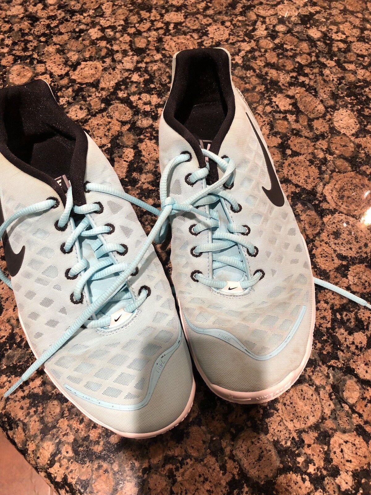 nike a maglie fitness fitness fitness scarpe da donna sz 10 turchese | Acquisti online  | Grande Vendita Di Liquidazione  | Economici Per  | Scolaro/Signora Scarpa  853f47