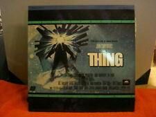 The Thing (John Carpenter's Alien Horror Laserdisc)