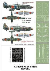 MONTEX-K32099-Kawasaki-Ki-61-I-Hien-Revell-1-32