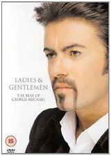 Ladies And Gentlemen - The Best Of George Michael (1999) Queen, UK R2 DVD NEW