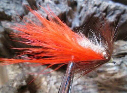 Gilchrist mouches .3 pièces Backstabber CARPE MOUCHE Crochet Taille 6