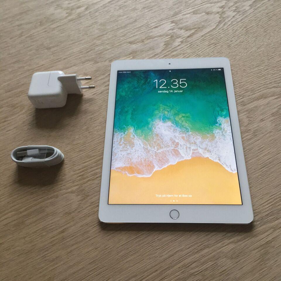 iPad 6, 32 GB, hvid