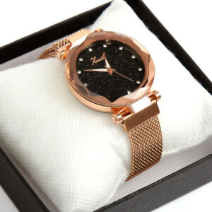 Luxury-Starry-Sky-Masonry-Watch-Magnet-Strap-Buckle-Stainless-Watch-Women-Gift