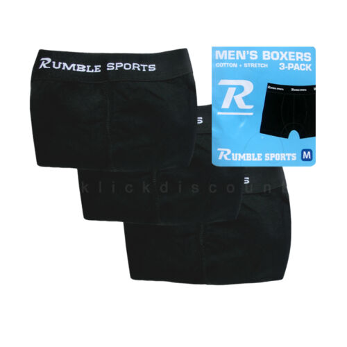 3er pack Boxer retro que je bois pants sous-vêtements slip s m l xl xxl