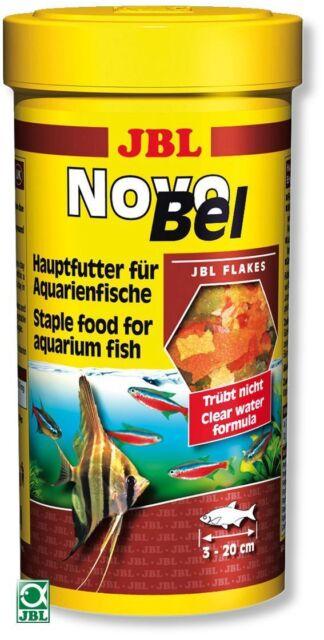 JBL Novobel 100Ml Alimento Principal para Peces de Acuario