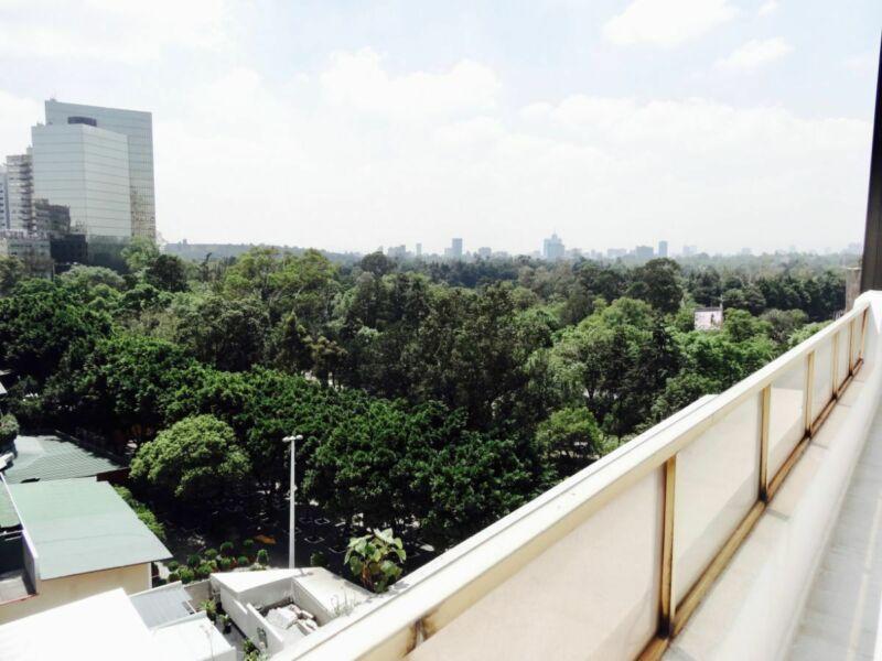 PH en dos niveles, de 506 m2 en zona Hotelera, Jorge Elliot, Col. Polanco