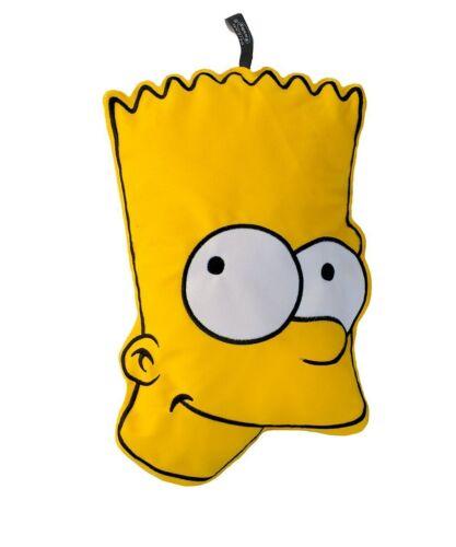 *Bart Simpson*  Kinder-Wärmflasche Bettflasche mit Plüschbezug 0,8l