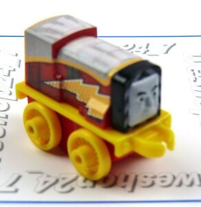 THOMAS /& FRIENDS Minis Train Engine DC Super Friends PERCY Robin ~ Weighted