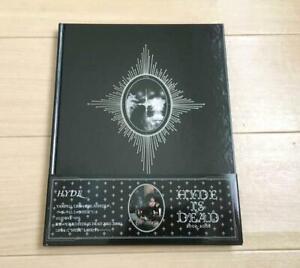 Hyde-hyde-is-dead-Visual-Kei-Music-Photo-Book-L-039-arc-en-ciel-Vamps