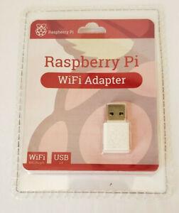 Genuine Raspberry Pi Wifi 802.11b/g/n Adapter Dongle USB 2.0 For RPIB 2/3/4