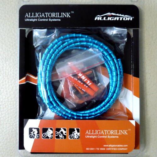 LY-FLEX-B gobike88 Alligator iLINK blue brake cable set 100