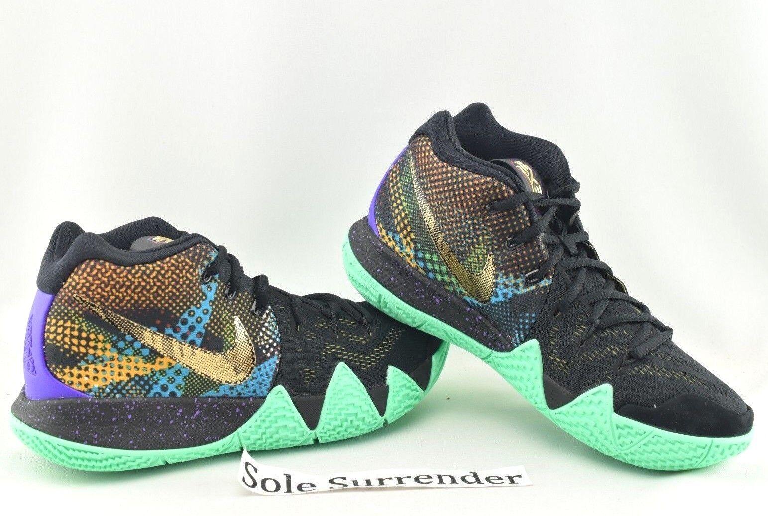 Nike kyrie 4 mamba Uomotalità - scegliere taglia - av2597-001 irving multicolore verde