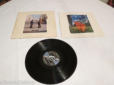 Pink Floyd wish you were here PC 33453 crazy diamond LP Album RARE Record vinyl