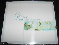 Celine Dion A New Day Has Come Australian 4 Track CD Single with Mixes