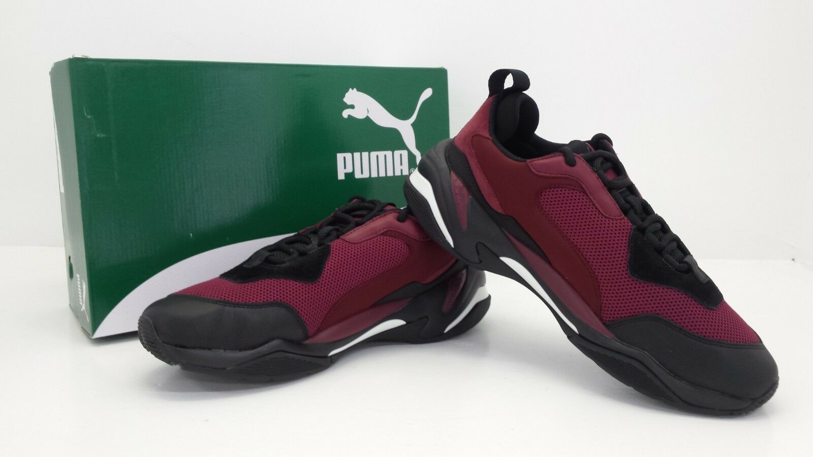 PUMA THUNDER SPECTRA Turnschuhe schwarz PORT 367516 03 - BRAND NEW IN BOX