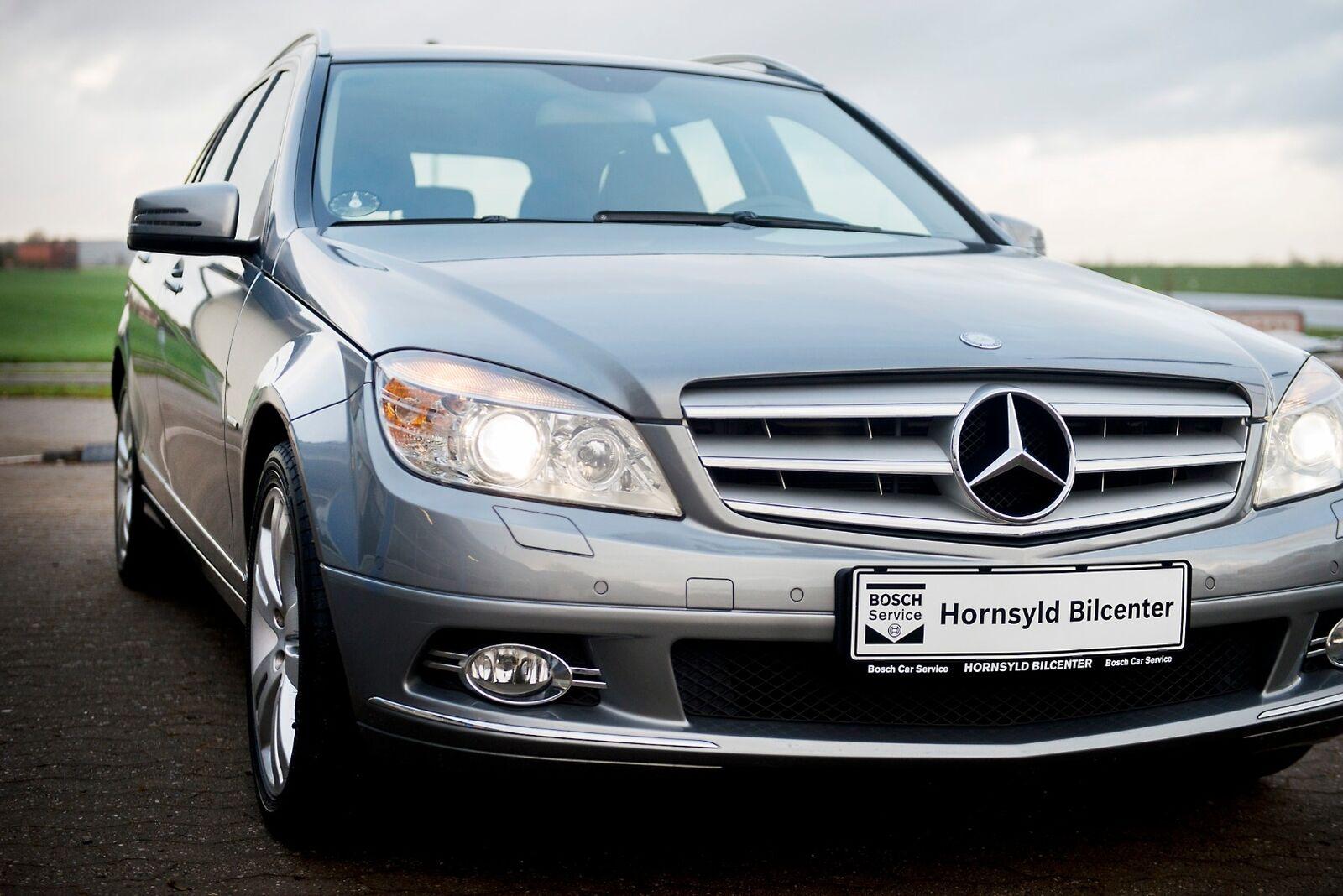 Mercedes C230 2,5 V6 Classic stc. 5d - 149.900 kr.