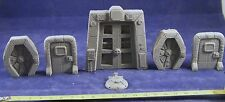Doors 28mm Fantasy, historical science fiction scenery warhammer 40k