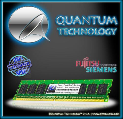 8GB RAM MEMORY FOR FUJITSU SIEMENS SYS KINGSTON ORIG EQUIV PART# KFJ-PM316S//8G