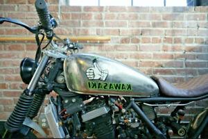 2001 Custom Built Motorcycles Ninja
