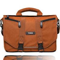 Tenba Mini Photo/laptop Messenger Bag (orange) on sale