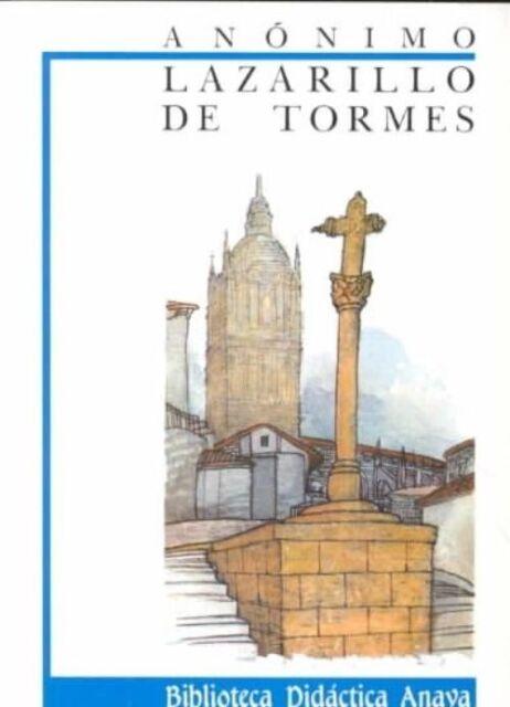 Lazarillo De Tormes by Anonimo (Paperback, 1998)