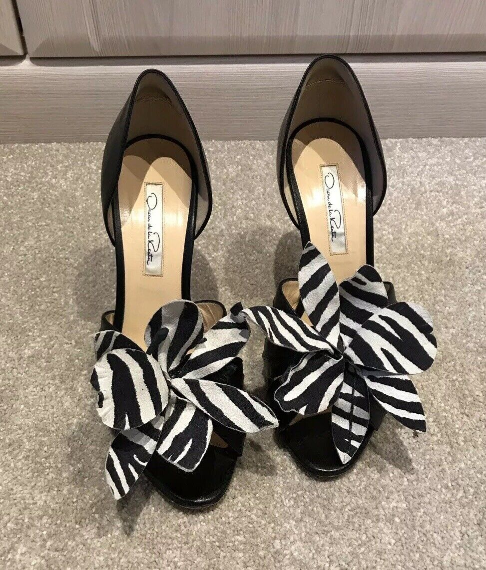 Oscar De La Renta shoes Size 38