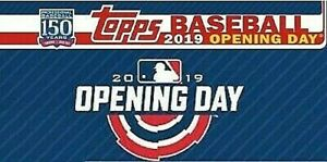 2019-Topps-Opening-Day-Baseball-Singles-Complete-Your-Set-Pick-Card-Build-Lot