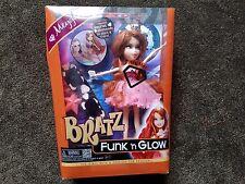 Bratz Funk N Glow Doll Meygan Light Up Party Dress 3D Glasses Tiara Purse NEW