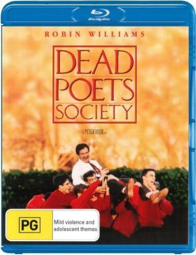 1 of 1 - Dead Poets Society  - BLU-RAY - NEW Region B