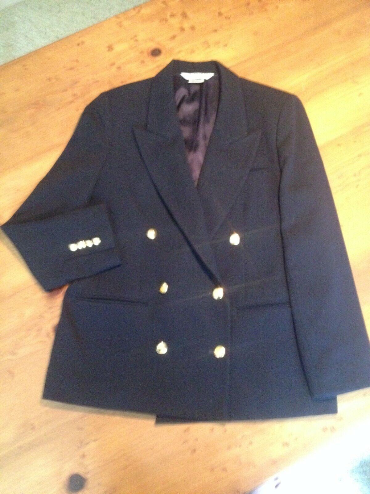 Kupit Ladies Classic Austin Reed Equestrian Navy Jacket With Na Aukcion Iz Ameriki S Dostavkoj V Rossiyu Ukrainu Kazahstan