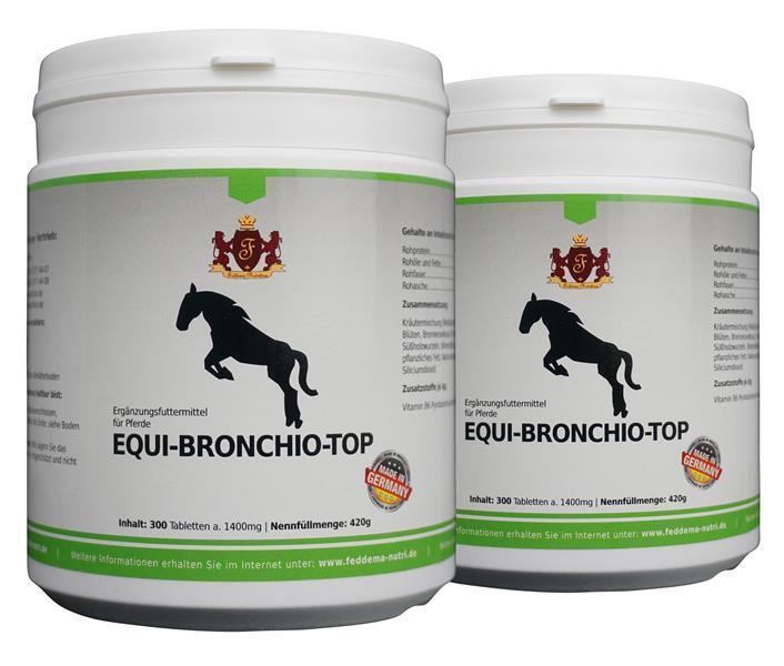 2x 2x 2x Equi Bronchio Top - eine hochwertige Kräutermischung fcc991