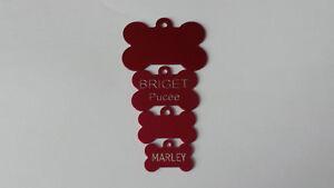 Medaille-os-alu-rouge-grave-prix-unique-pour-chien-de-toutes-les-tailles