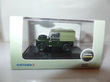 "Oxford 76LAN188009 LAN188009 1/76 OO Scale Land Rover 88"" Bronze Green Canvas"